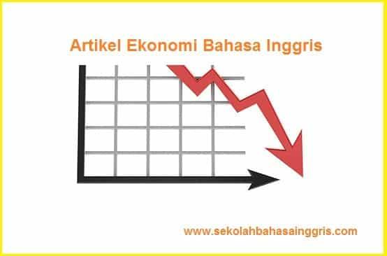 1000 Contoh +Cara Menulis Artikel Bahasa Inggris Tentang Ekonomi dan Bisnis