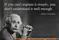 1000 Kata Bijak Albert Einstein Dalam Bahasa Inggris+Artinya