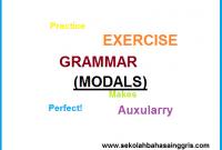 101 Materi Lengkap Modals: The Functions Of Similar Modal