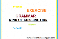 7 Must To Know About KINDS OF Conjunction