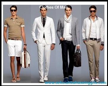 21 Vocabulary Corner: Clothes Of Man (Pakaian Pria)