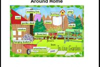 20 Vocabulary Corner: Around home (Di Sekitar Rumah)