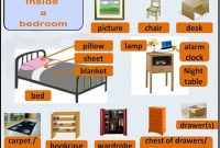 10 Vocabulary Corner:Bedroom (Ruang Tidur)