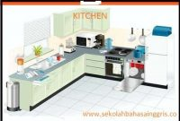 24 Vocabulary Corner:Kitchen (Dapur)