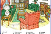 16 Vocabulary Corner: Living Room (Ruang keluarga)