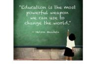 100 Slogan dalam Bahasa Inggris Tentang Pendidikan+ Artinya