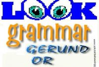 Pengertian Gerunds and Infinitives dan Contoh Kalimatnya (Bagian 1)