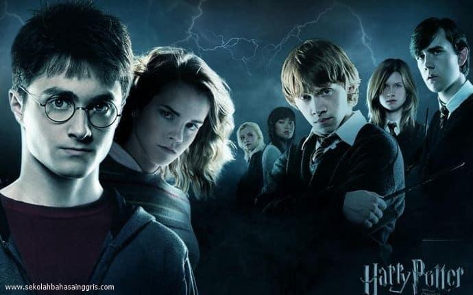 The Beatles Dan Harry Potter, Inspirator Manusia Untuk Belajar Bahasa Inggris