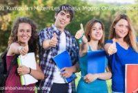 1001 Kumpulan Materi Les Bahasa Inggris Online Gratis+Efektif