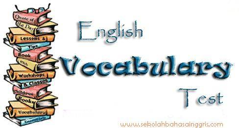 Learning Vocabulary Test Part 1