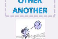Contoh Kalimat Determiners untuk Pembeda Menggunakan Other dan Another