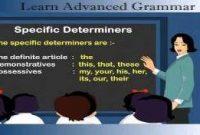 Contoh Kalimat Distributif Determiner Menggunakan Half, Both, Either, dan Neither
