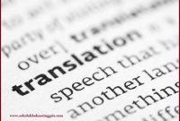 Latihan Translation 1: Mengidentifikasi Unsur-Unsur Kalimat