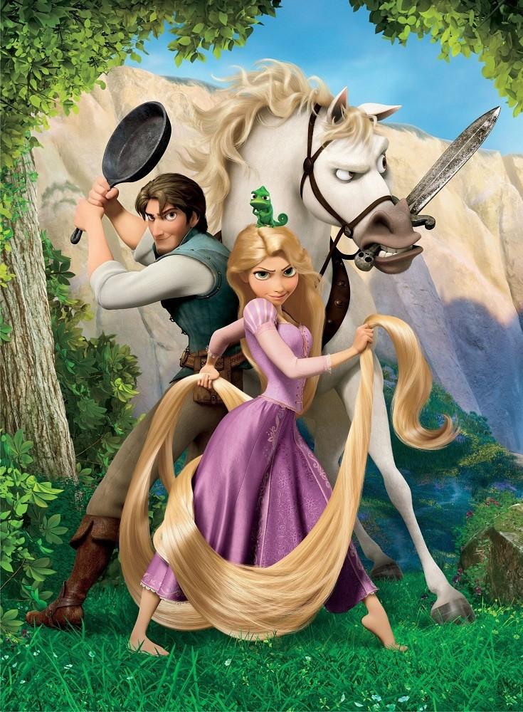 Dongeng Rapunzel Dalam Bahasa Inggris Terupdate