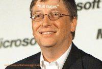 "Contoh Biografi Dalam Bahasa inggris: ""Bill Gates"""
