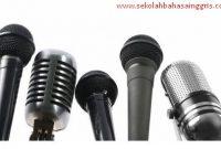 Contoh Pidato Dalam Bahasa Inggris Tentang Dunia Pendidikan Terupdate