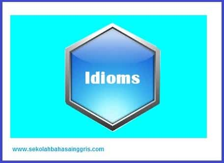 Latihan Soal Idiom 1: Find The Right Expression Of Idiom