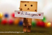 101 Ungkapan Cinta Dalam Bahasa inggris Terupdate