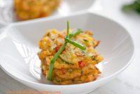 1000 Resep Makanan Dalam Bahasa Inggris: Corn Patty