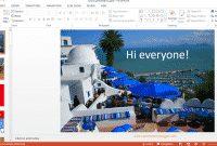 Contoh Presentasi Dalam Bahasa Inggris+Cara Mempresentasikannya