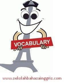 Belajar Vocabulary : 2000 Kosakata Bahasa Inggris Yang Sering Digunakan