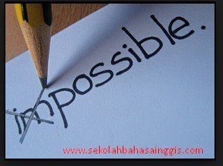 Contoh Percakapan atau Dialog Expressing Possibility and Impossibility