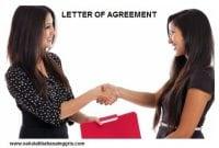 Contoh Surat Bisnis Perjanjian Kerjasama Dalam Bahasa Inggris