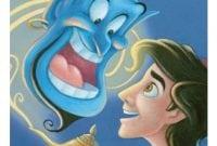 "Dongeng Singkat: ""Aladdin dan Lampu Ajaib"" Dalam bahasa Inggris"