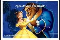 """Dongeng Singkat: """"Beauty And The Beast"""" Dalam Bahasa Inggris"""