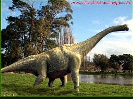 Contoh Report Text Tentang Dinosaurus Beserta Artinya