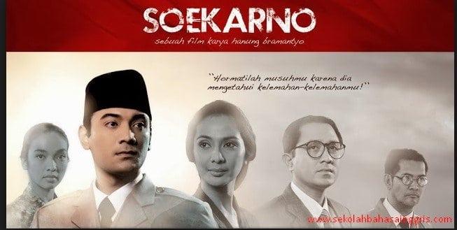 Contoh Review Text Film Soekarno Dan Artinya Terupdate