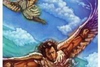 """Dongeng Singkat: """"Daedalus Dan Icarus"""" Dalam Bahasa Inggris"""