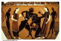 "Dongeng Dari Negeri Yunani: ""Theseus Dan Minotaur"" Dalam Bahasa Inggris"