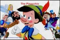 Dongeng Singkat: The Pinocchio (Pinokio) Dalam Bahasa Inggris