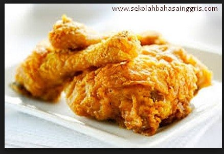 Contoh Procedure Text How To Make Fried Chicken Terbaru