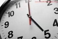 Cara Menulis Tanggal Dan Jam Dalam Bahasa Inggris ( Date And Time )