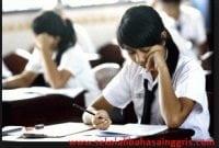 Contoh Soal Bahasa Inggris – English Kelas 8 SMP dan MTs