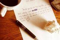 6 Contoh Surat Pengunduran Diri Dalam Bahasa Inggris Yang Baik & Benar