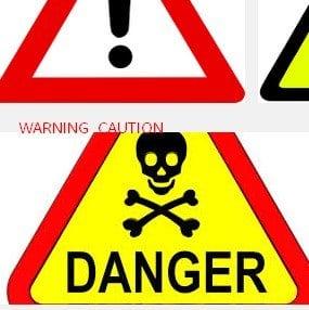 50 Contoh Kalimat Warning And Caution Dalam Bahasa Inggris Beserta Artinya