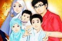 Telling About Family : Menceritakan Keluarga Dalam Bahasa Inggris