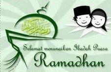 Kumpulan Ucapan Menyambut Ramadhan Dalam Bahasa Inggris Terbaik
