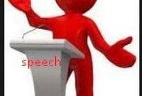 Contoh Naskah Pidato Bahasa Inggris Tentang Pergaulan Bebas Beserta Artinya