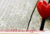 Pengertian & Contoh Narrative Text Singkat About Love + Artinya