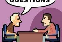 10 Pertanyaan Yang Dibolehkan Bertanya Dan Tidak Dalam Proses Wawancara Kerja