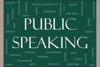 Cara Berbicara, Latihan Dan Teknik Kemampuan Berbicara, Tips Public Speaking Dengan Baik