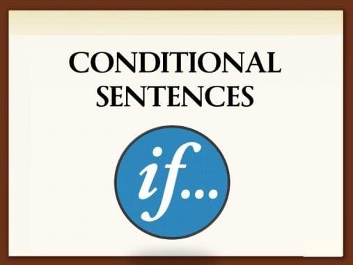 Contoh Soal Latihan Materi Tentang Conditional Sentence