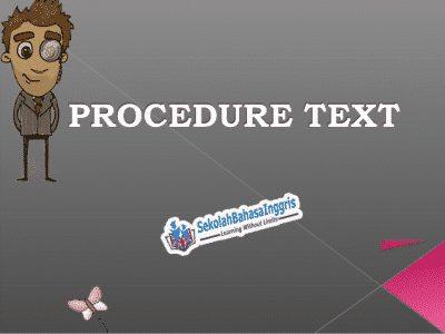 Procedure-Text