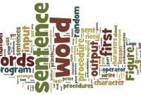 Pengertian,Unsur,Jenis, Dan Contoh Sentence (Kalimat) Dalam Bahasa Inggris