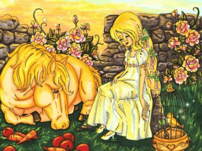 Contoh-Story-Telling-Princess-Rose-and-the-Golden-Bird