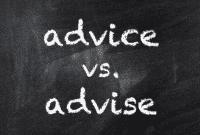 Perbedaan ADVISE vs ADVICE dalam Kalimat Bahasa Inggris beserta Contoh
